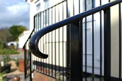 Balustrades and hand rails